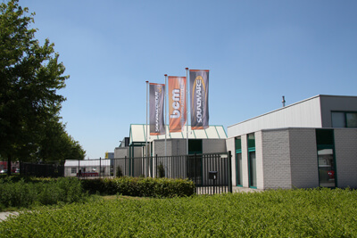 BCM Music Systems BV head office in the Netherlands